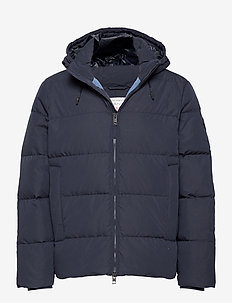 D2. THE ALTA DOWN JACKET - vestes matelassées - evening blue