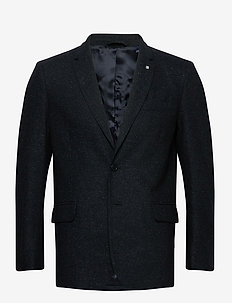 D2. SLIM DONEGAL BLAZER - EVENING BLUE