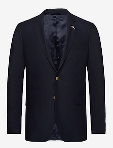 SLIM CLUB BLAZER - single breasted blazers - evening blue
