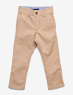 CHINO PANTS - trousers - dry sand
