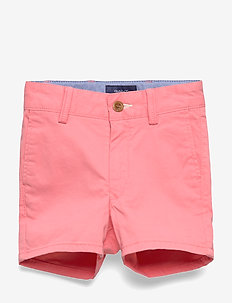 D2. CHINO SHORTS - shorts - strawberry pink