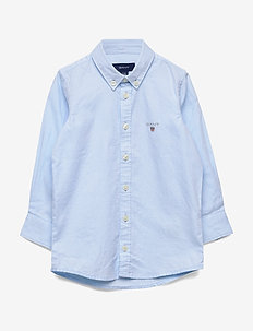 ARCHIVE OXFORD B.D. SHIRT - paidat - capri blue