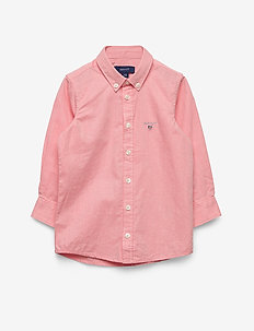 ARCHIVE OXFORD B.D. SHIRT - shirts - strawberry pink