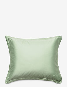 SATEEN PILLOWCASE - pudebetræk - bloom green