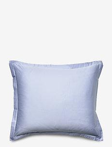 SATEEN PILLOWCASE - pillowcases - hamptons blue