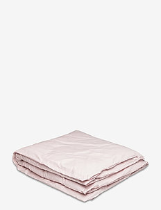 SATEEN SINGLE DUVET - kołdra - pink