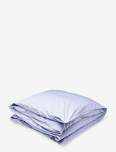SATEEN DOUBLE DUVET - duvet covers - hamptons blue