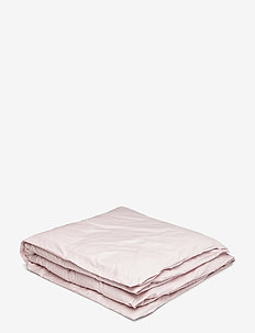 SATEEN DOUBLE DUVET - duvet covers - pink