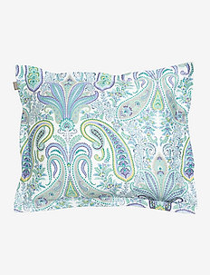 KEY WEST PAISLEY PILLOWCASE - pillowcases - insignia blue