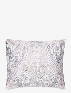 KEY WEST PAISLEY PILLOWCASE - pillowcases - light pink
