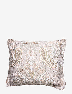 KEY WEST PAISLEY PILLOWCASE - pillowcases - putty