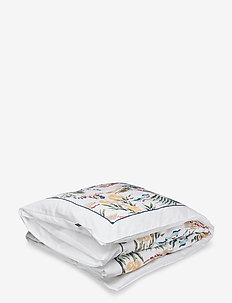 RIVIERA VIEW DOUBLE DUVET - duvet covers - multicolor