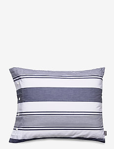 MEMORY STRIPE PILLOWCASE - kissenbezüge - yankee blue