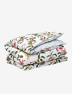 GARDEN SINGLE DUVET - housses de couette - blue dawn
