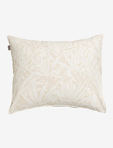 COTTON LINEN GROW PILLOWCASE - pillowcases - putty