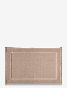 BATHRUG 60x90 - bath rugs - dry sand