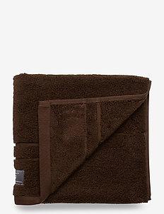 PREMIUM TOWEL 50X70 - BARK BROWN