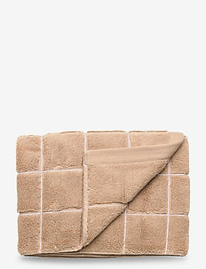 WINDOW CHECK TOWEL 50X100 - towels - dry sand