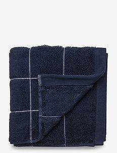 WINDOW CHECK TOWEL 50X100 - towels - yankee blue