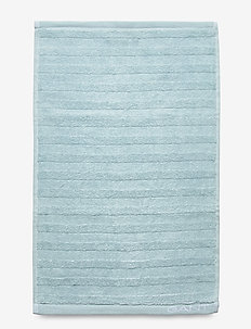 LINE TOWEL 30X50 - handtücher - crystal blue
