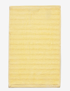 LINE TOWEL 30X50 - towels - lemon