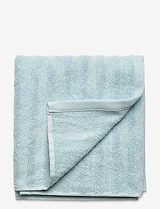 LINE TOWEL 50X70 - towels - crystal blue
