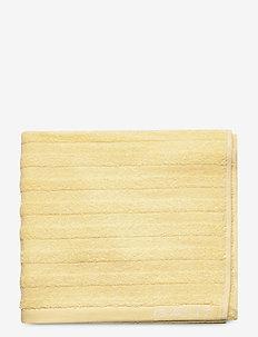LINE TOWEL 50X70 - towels - lemon