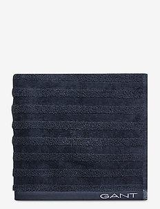 LINE TOWEL 50X70 - towels - sateen blue