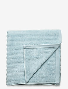 LINE TOWEL 70X140 - towels - crystal blue