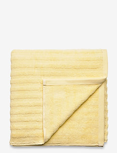 LINE TOWEL 70X140 - towels - lemon