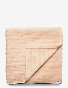 LINE TOWEL 70X140 - towels - tender peach