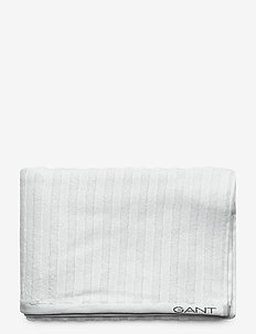 LINE TOWEL 70X140 - towels - white