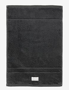 ORGANIC PREMIUM TOWEL 30X50 - towels - antracite