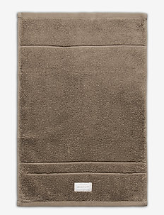 ORGANIC PREMIUM TOWEL 30X50 - hand towels & bath towels - desert brown