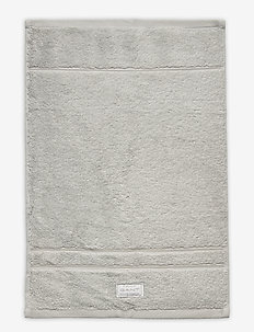 ORGANIC PREMIUM TOWEL 30X50 - hand towels & bath towels - light grey