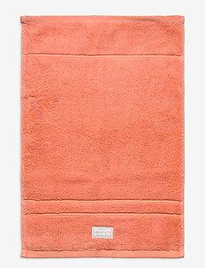 ORGANIC PREMIUM TOWEL 30X50 - towels - pale coral