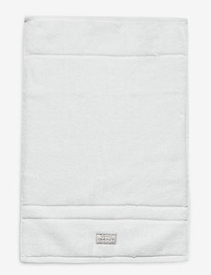 ORGANIC PREMIUM TOWEL 30X50 - pyyhkeet & kylpypyyhkeet - white