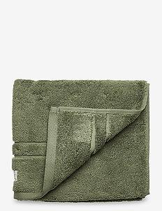ORGANIC PREMIUM TOWEL 50X70 - towels - agave green