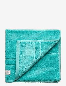 ORGANIC PREMIUM TOWEL 50X70 - towels - aqua