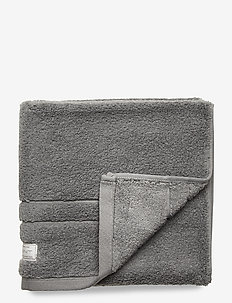 ORGANIC PREMIUM TOWEL 50X70 - hand towels & bath towels - elephant grey