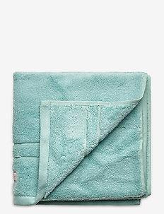 ORGANIC PREMIUM TOWEL 50X70 - towels - lagoon
