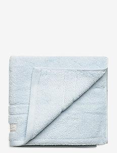 ORGANIC PREMIUM TOWEL 50X70 - towels - light blue