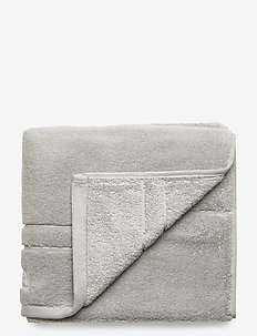 ORGANIC PREMIUM TOWEL 50X70 - hand towels & bath towels - light grey