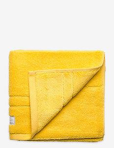 ORGANIC PREMIUM TOWEL 50X70 - towels - mimosa yellow