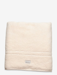 ORGANIC PREMIUM TOWEL 50X70 - hand towels & bath towels - white