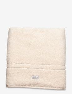 ORGANIC PREMIUM TOWEL 50X70 - pyyhkeet & kylpypyyhkeet - white