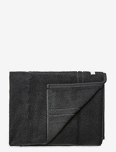 ORGANIC PREMIUM TOWEL 70X140 - hand towels & bath towels - antracite