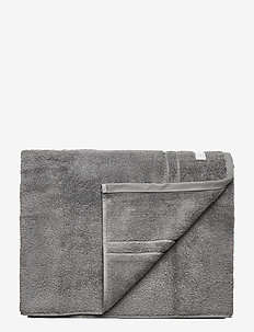 ORGANIC PREMIUM TOWEL 70X140 - hand towels & bath towels - elephant grey