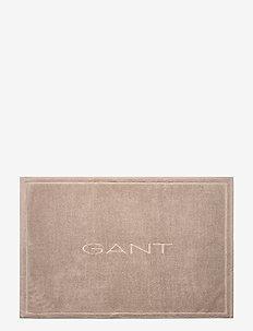 ORGANIC SHOWERMAT 50X80 - bath rugs - dry sand