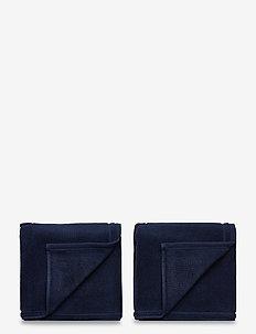 ORGANIC SHOWERMAT 50X80 - bath rugs - yankee blue
